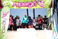 SuperGirl Rail Jam -Venice beach ,Ca